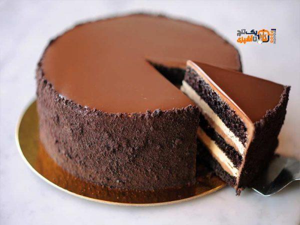 رسپی کیک شکلاتی انگلیسی